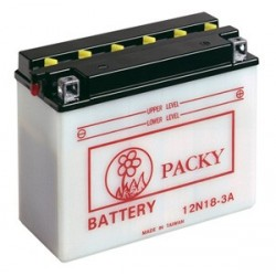 BATTERIE 12N18 3A