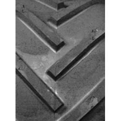 PNEU 11X600-6 2 PLY AGRAIRE