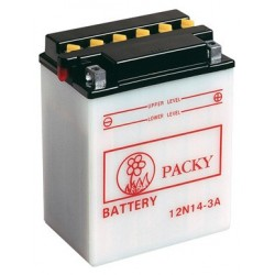 BATTERIE 12N14 3A