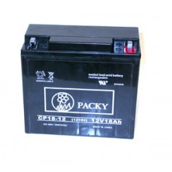 BATTERIE LP12-18 18AH SECHE GEL