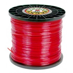BOBINE FIL NYLON 360M 2.4MM CARRE